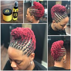 African Hairstyles How To Care For Dreadlocks So They Last Short Dreadlocks Styles, Short Locs Hairstyles, Dreadlock Styles, African Hairstyles, Short Hair Styles, Locs Styles, Curly Haircuts, Hairstyles Pictures, Black Hairstyles