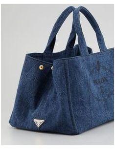 Denim Handbags, Denim Tote Bags, Denim Purse, Prada Tote Bag, Diy Sac, Patchwork Bags, Fabric Bags, Blue Bags, Handmade Bags