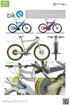 eBikeTec design contest public voting project: eBike name: Francisco Lupin Scooter Design, Electric Scooter, Engineering, Bicycle, Public, Board, Bicycle Kick, Bicycles, Technology