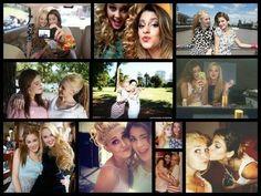 Mercedes Lambre en Martina Stoessel Ambre, Photos, Pictures, Mona Lisa, Polaroid Film, Celebrity, My Love, Friends, Artwork
