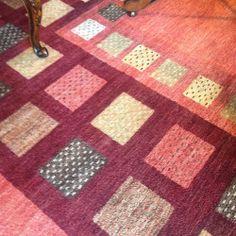 Super Gabbeh #handknotted wool. 8.4x9.1 #rugs #loveofrugs #interiordesign #homedecor #decorating 4995.00 / on Instagram http://ift.tt/1nhcmlp by NWRUGS http://ift.tt/1ixtSja