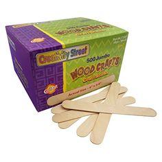 Option for Craft Sticks; week 4