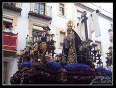 Soledad. Parroquia de Santiago.Semana Santa Cordoba.