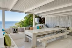 Thank you for considering Two Views villa for your stay in Camps Bay, Cape Town. Book with Us for the Lowest Rates available online, guaranteed! Outdoor Furniture Sets, Outdoor Decor, Camps, Cape Town, South Africa, Beach House, Villa, Dining Table, Luxury