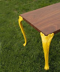 Metropolitan Ave. Coffee #table #furniture