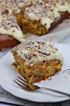Carrot Cake Traybake! - Jane's Patisserie
