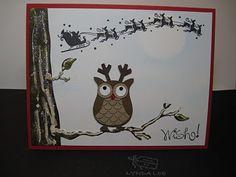 Christmas Owl Wish
