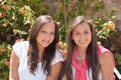 hermanas bonitas