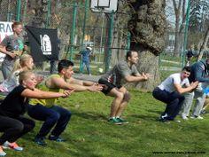 Miscarea de Duminica. Campanie sustinuta de Sport Inclusive si Fitness Urban Cluj.