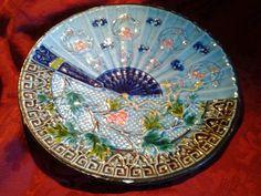 Piatti antichi dipinti a mano