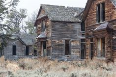 Image: Montana ghost town Castle Town (© Pete Ryan/Getty Images/National Geographic)