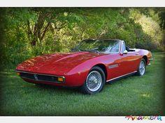 1970 Maserati Ghibli Sp yder (AM115S1227)