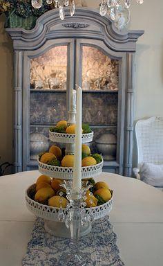 Shabby dining room ideas