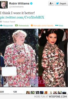 Who Wore It Better ?