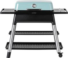 Everdure BBQ from Outdoor Concepts $1299 Propane Gas Grill, Stone Colour Paint, Color, Grill Stone, Heston Blumenthal, Convection Cooking, Grill Plate, Clean Grill, Jars