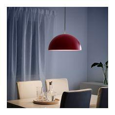 IKEA IKEA 365+ BRASA pendant lamp Plastic inner casing prevents glare.