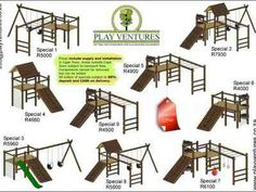 Quality Wooden Jungle Gyms Supplied And Installed in Parow, preview image