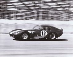 Shelby Cobra Daytona Coupe, 1965 World GT Champions. Again Peter Brock design, what  a beauty!