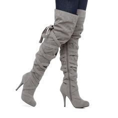 Shoedazzle - Shona Over The Knee Boot
