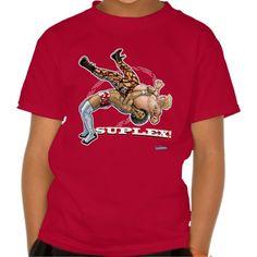 Suplex! pro wrestling shirt $26.45 #wrestlemania