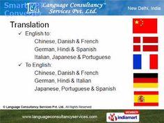 Document Translation, Translation India, Translation Companies in India - Delhi…