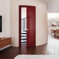 Pocket Doors, Internal Doors, Sliding Doors, New Homes, Indoor, Furniture, Curve, Door Frames, Design
