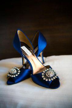 862bf3d06594 Something Blue. WeddingDay Magazine · Shoes