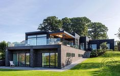 Villa With A View by the Lake Furesoen in  Denmark