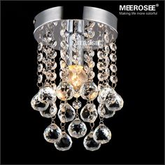Cheap chandeliers buy directly from china suppliers pinteres find more chandeliers information about luxury crystal chandelier lighting meerosee lighting chrome or gold lustre fixtures aloadofball Choice Image