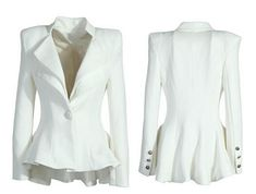 white womens tuxedo suits - Google Search