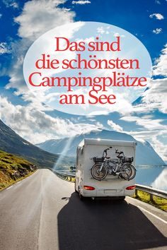 These are the most beautiful campsites on the lake- Das sind die schönsten Campingplätze am See From Germany to Italy: At these campsites you reside in the first row right on the lake - Camping Ideas, Tent Camping, Campsite, Camping Hacks, Outdoor Camping, Las Vegas Hotels, Mug Diy, Best Places To Camp, Rv Campgrounds