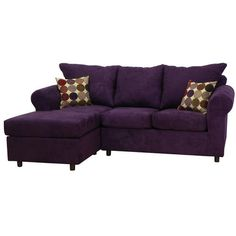 Chelsea Home Dina 2-Piece Sectional