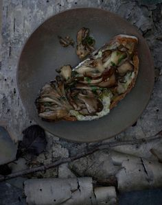 Mushrooms On Toast   Mushrooms On Toast