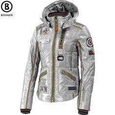 #Women's Bogner Kea-D Down Ski Jacket #PeterGlenn