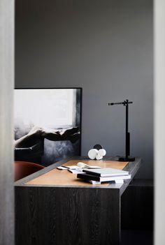M/&S Versatile And Beautifully Designed Hexagonal Shelf Mirror Thin Golden Edge