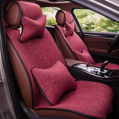 72.00$  Watch now  - Yuzhe Linen car seat cover For Lexus RX LX NX EX CT RC IS GS GX460 GX470 GX400 2007-2014 car accessories styling cushion