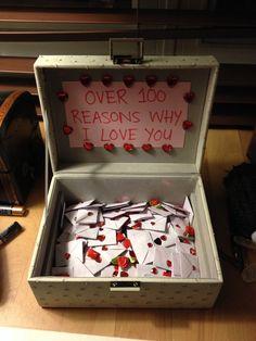 Valentines day gift for my boyfriend :)