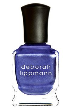 Deborah Lippmann 'Luxe Chrome' Nail Color (Limited Edition) in 'Harlem Nocturne'