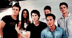 "The Vampire Diaries cast may seriously be vampires IRL, though. | ""The Vampire Diaries"" Cast: Season 1 Vs. Season 6"