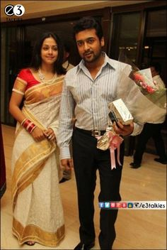 E3 Talkies wishing Beautiful Couple #Suriya & #Jyothika a Very Happy Wedding Anniversary!