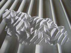 concertina pleat by polyscene / Flickr / on TTL Design