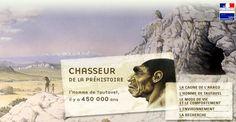 En 1971, l'équipe du professeur Henry de Lumley découvrait, dans la Caune de l'Arago, près de Tautavel (Pyrénées-Orientales), le crâne d'un homme fossile vieux de plus de 450 000 ans. Aujourd'hui, après plus de quarante années de fouille, le matériel considérable mis au jour dans cette caverne permet aux chercheurs de proposer une reconstitution de l'Homme de Tautavel, de son environnement et de son mode de vie.L'environnementDans la partie du site consacrée à « La Caune de l'Arago », des…