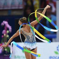 Aleksandra SOLDATOVA (RUS) Ribbon