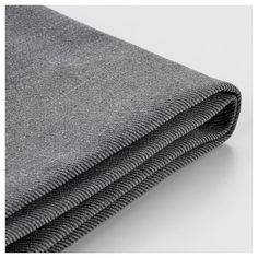 IKEA - EKTORP, sofa cover, Nordvalla dark gray, The cover is easy to keep clean as it is removable and can be machine washed. Please check with your local authorities to make sure that the product complies with any specific requirements for business use. Living Room Storage, Rugs In Living Room, Living Furniture, Sofa Furniture, Ikea Ektorp Cover, Grey Roller Blinds, Loveseat Covers, Ikea Family, Nouveau Look