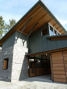 Equestrian Residence- Rural West Coast - Residential Architecture Projects, Vancouver, BC - Blackwell Architecture Inc.
