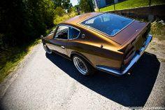 Bronze Datsun 240Z