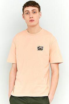 Stussy Giza Salmon T-shirt - Urban Outfitters | @giftryapp
