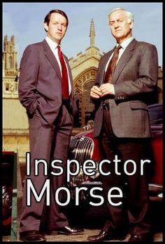 Informatie over Inspector Morse op MijnSerie