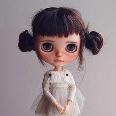 Custom Blythe Doll Tiina k07doll