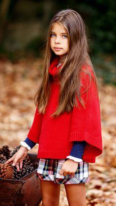 Lanidor Kids Fashion Kids, Preteen Girls Fashion, Baby Girl Fashion, Tween Mode, Kids Outfits, Cute Outfits, Cute Young Girl, Stylish Kids, Kind Mode